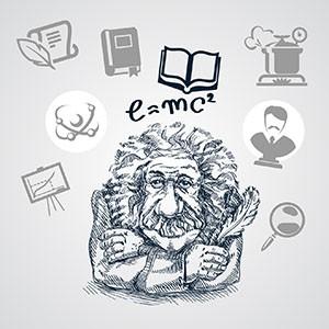Albert Einstein wäre heute 135 Jahre geworden